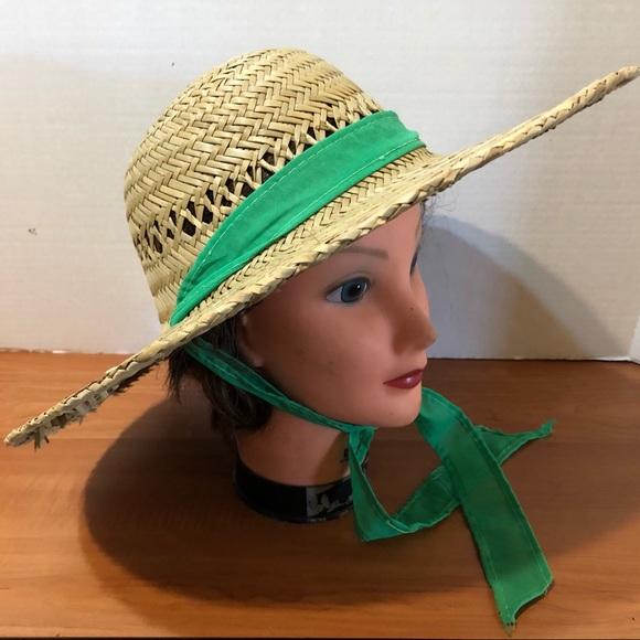 🤪Large Straw Beach Sunshade Hats NWT Green. Boutique.  M 5aa42fd400450faa992de12e. M 5aa42fd6fcdc31fe2df17b36.  M 5aa42fd746aa7cfbda92f971 90090260b61